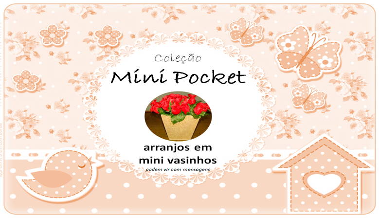 Coleção Mini Pocket